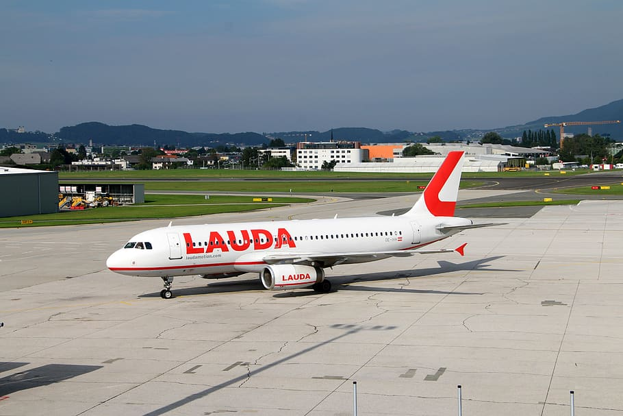 Niezwykła historia linii lotniczych Lauda Airlines