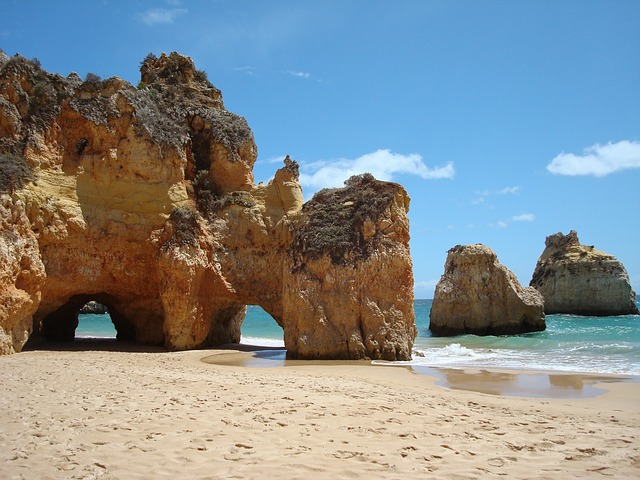 Algarve – najpiękniejsze plaże Europy