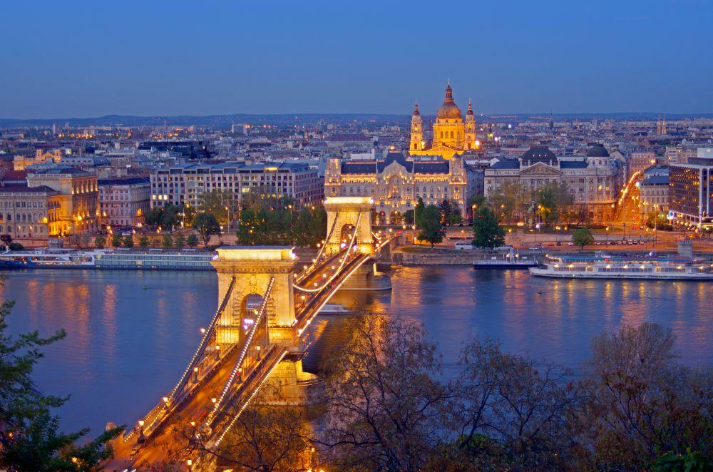 Miłość dodaje skrzydeł, czyli Budapeszt dla zakochanych