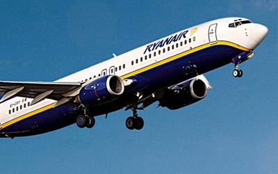 Nowe trasy Ryanair-a