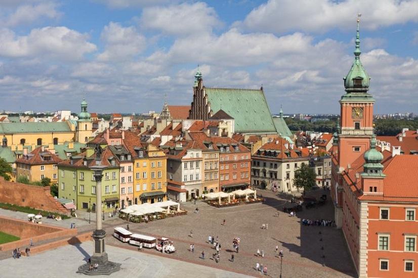Bilety lotnicze z Warszawy