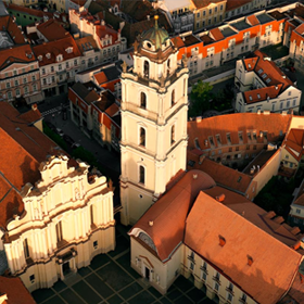 Wilno z Gdańska za 66 zł